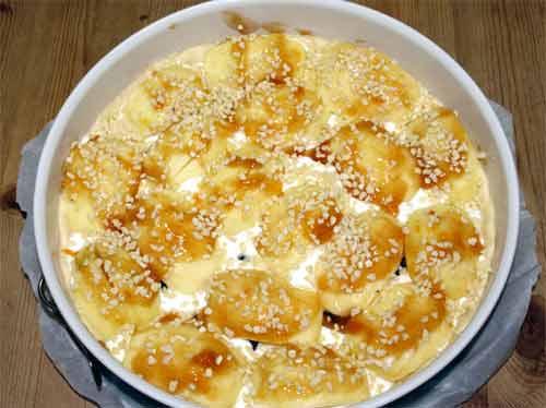 Apfelkuchen mit Quark-Öl-Teig