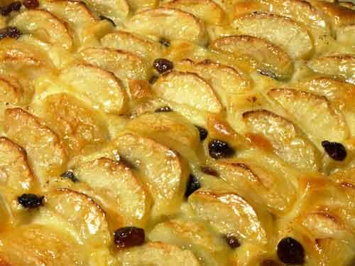 Einfacher Apfelkuchen Mit Hefeteig Apfelkuchen Rezept Vom Blech
