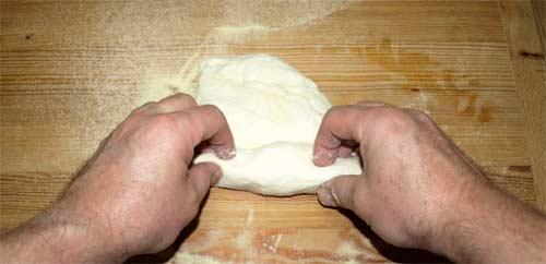 Baguettes formen