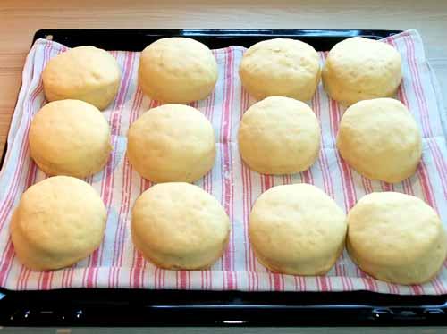 Krapfen Rezept Berliner Pfannkuchen Backen
