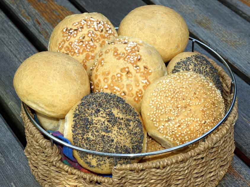 Brötchen Alman Ekmekcik tarifi