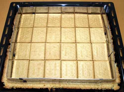 Butterkekskuchen