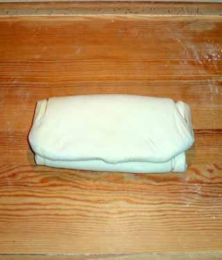 Teig für Croissantrezept