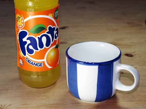 Fantakuchen Rezept Tassenrezept Vom Blech Mit Schmand Und Mandarinen