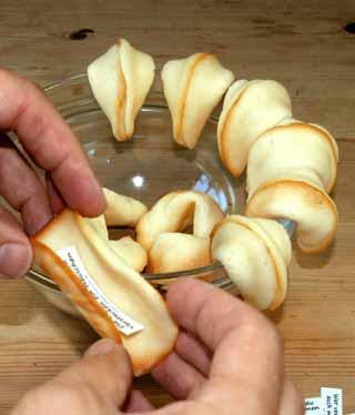 Glückskekse Selber Machen rezept glückskekse backen glückskekse sprüche zum ausdrucken