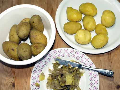 Kartoffelsalat Rezept Mit Oder Ohne Mayonnaise Brühe Essig öl Dressing