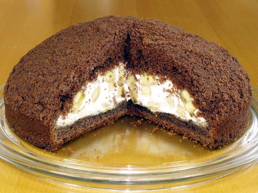 Maulwurfkuchen Rezept Mit Banane Ohne Backmischung Selber Machen