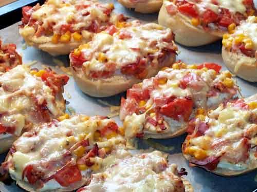 Pizzabrotchen rezept