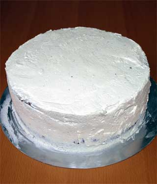 großmutters saure sahne torte