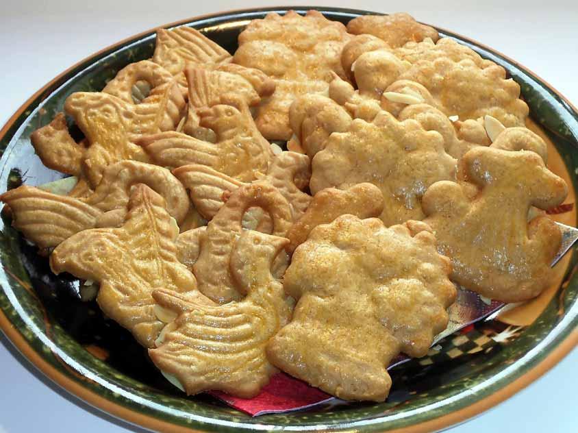 Rezept fur spekulatius kekse