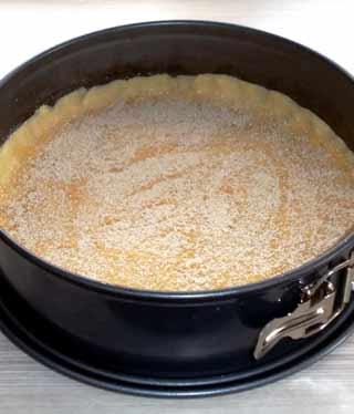 durchweichen von obstkuchen verhindern